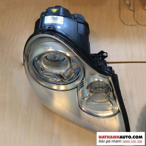 đèn pha trước xe Porsche Cayenne 95563115831 2003-2004