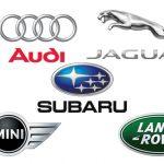 Bảng giá xe Audi, Land Rover, Jaguar, Subaru, Mini Cooper tháng 8/2017