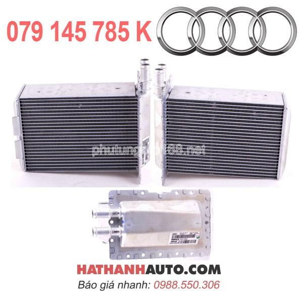 079 145 785 K-két làm mát turbo 079145785K xe Audi A8 RS7 S6 S7 S8