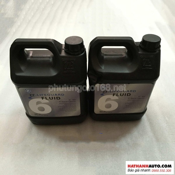 Dầu số tự động ZF 6HP cho xe BMW - 83220142516