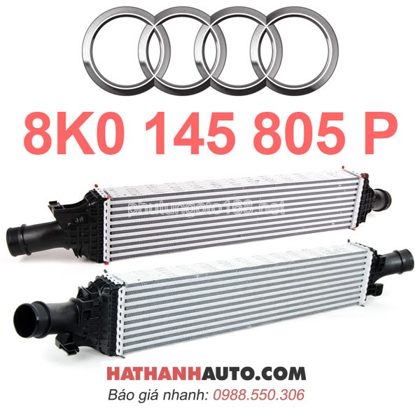 két làm mát turbo 8K0145805P-8K0145805G xe Audi Q5 A4 A5 A6 Quattro All Road