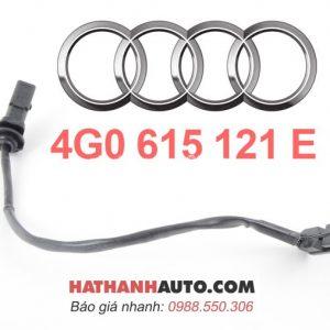 cảm biến báo mòn má phanh trước 4G0615121E-4H0615121-4H0615121P xe Audi A8-S6-S7-S8