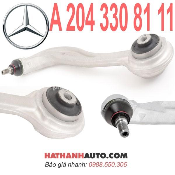 A2043308111-càng nhôm trước trái 2043308111 xe Mercedes GLK350 GLK250