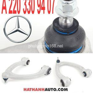 A2203301507-A2203308407-A2203309407-càng A trên trước phải 2203309407 xe Mercedes S350 S500 S600 S65 AMG