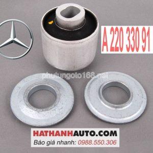 A2203308707-A2203309107-cao su càng nhôm 2203309107 Mercedes S600 SL550 CL500 S65 AMG