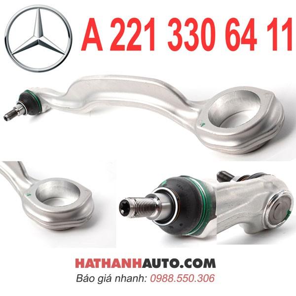 A2213306411-A2213302411-A2213331805-càng nhôm phải 2213306411 xe Mercedes CL63 CL65 S63 S65 AMG