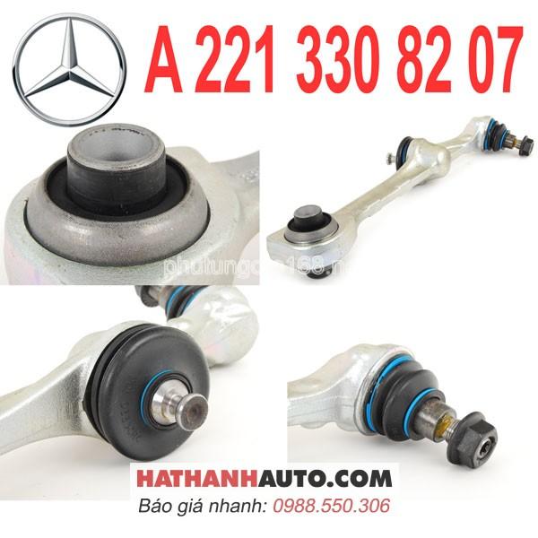 A2213306807-A2213308207-càng I dưới phải 2213308207 xe Mercedes CL550 CL600 CL63 CL65 AMG