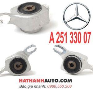 A2513300743-cao su càng A dưới trái 2513300743 xe Mercedes R320 R500 R63 AMG