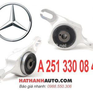 A2513300843-cao su càng A dưới phải 2513300843 xe Mercedes R320 R350 R63 AMG