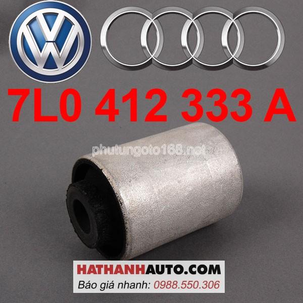 cao su càng A dưới 7L0412333A xe Audi Q7 - Volkswagen Touareg 1-2-3