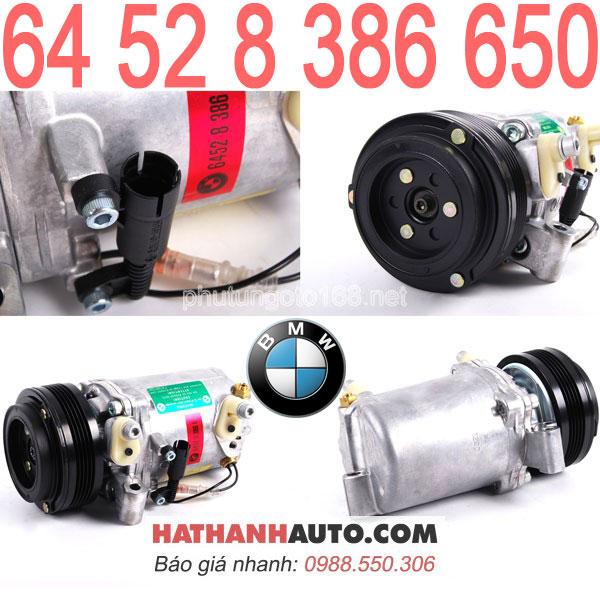 64526901206-máy nén lốc lạnh 64528386650 xe BMW Z3 2.5i - 3.0i - M Coupe - M Roadster