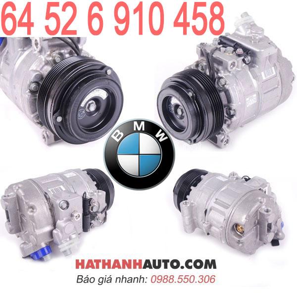64526911340-máy nén lốc lạnh 64526910458 xe BMW 525i 528i 530i E39