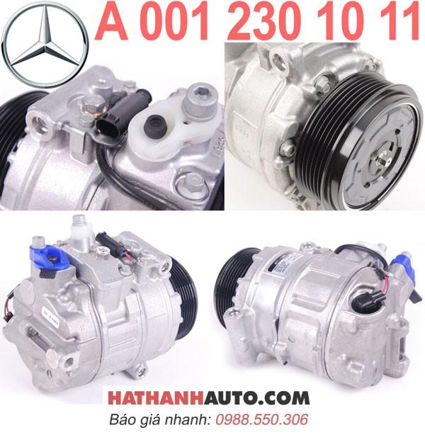 A0002309111-lốc lạnh máy nén 0012301011 xe MercedesC320 CLK270S350CL600 SL55 AMG