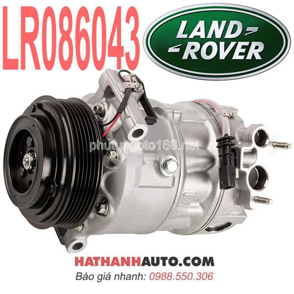 LR035761-lốc lạnh máy nén LR086043 xe Land Rover Discovery LR4 Range Rover Luxury