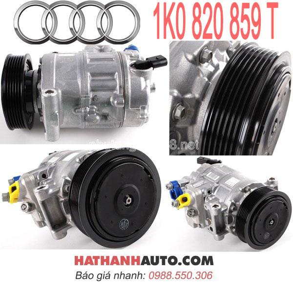 1K0820859J-1K0820859N-8J0260805-máy nén lốc lạnh 1K0820859T xe Audi TT MKII-TTS