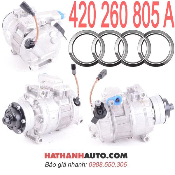 420 260 805 A-lốc lạnh máy nén 420260805A xe Audi R8 chính hãng giá tốt