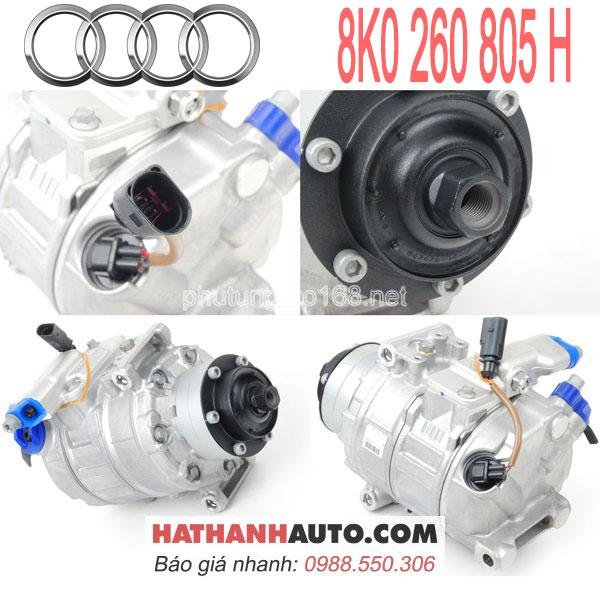 8K0260805B-lốc lạnh máy nén 8K0260805H xe Audi B8 RS5-B8 S5