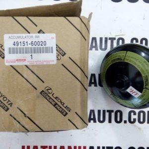 Bầu tích áp giảm xóc phải xe Lexus LX570 - 49151-60020